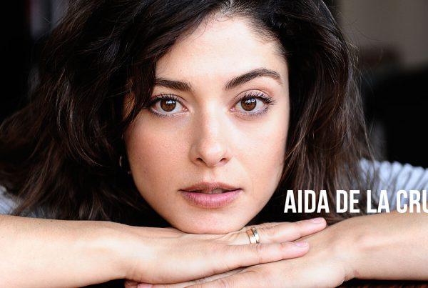 Aida de la Cruz - Videobook Actriz