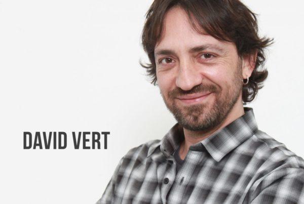 David Vert - Videobook Actor
