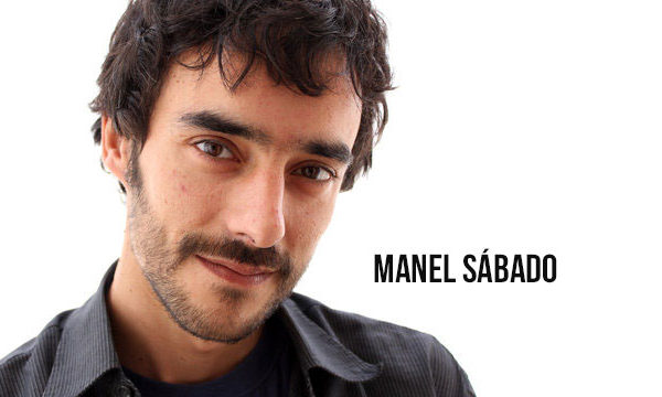 Manel Sábado - Videobook Actor