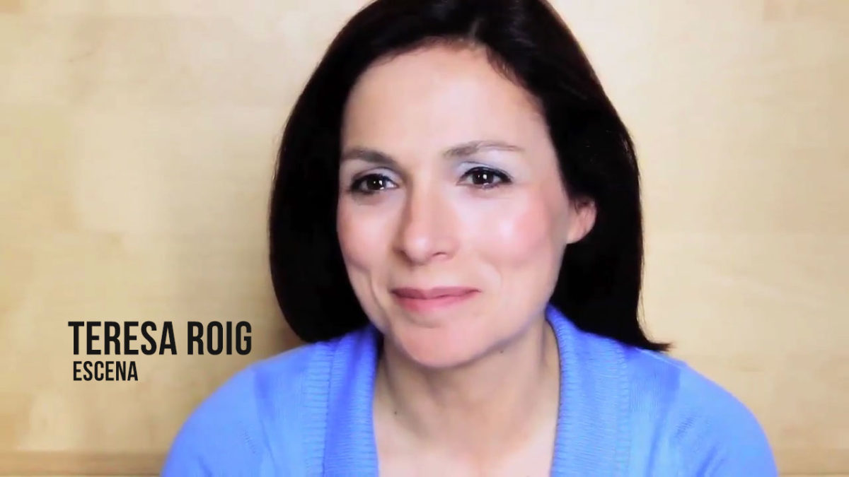 Teresa Roig - Monólogo Actriz