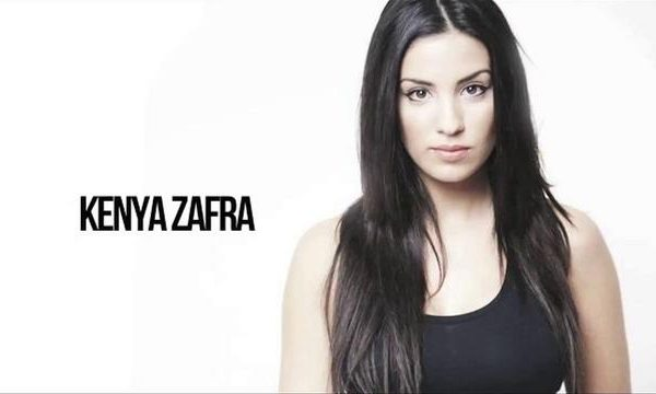 Kenya Zafra - Videobook Actriz