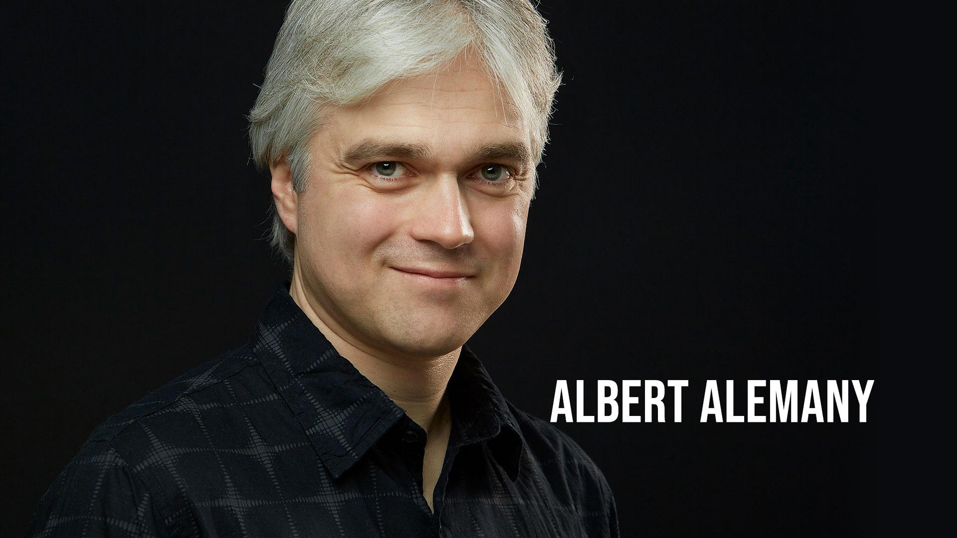 Albert Alemany - Actor