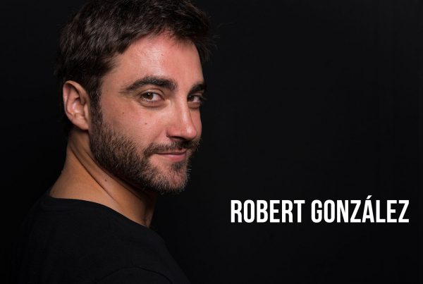 Robert González - Videobook Actor