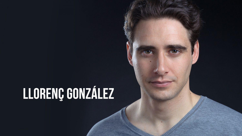 Llorenç González - Videobook Actor
