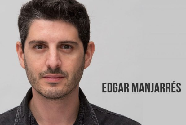 Edgar Manjarrés - Videobook Actor