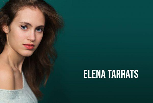 Elena Tarrats - Videobook Actriz