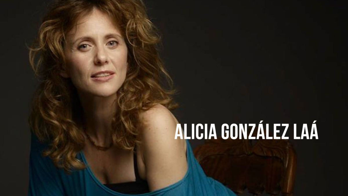 Alicia González Laá - Videobook Actriz