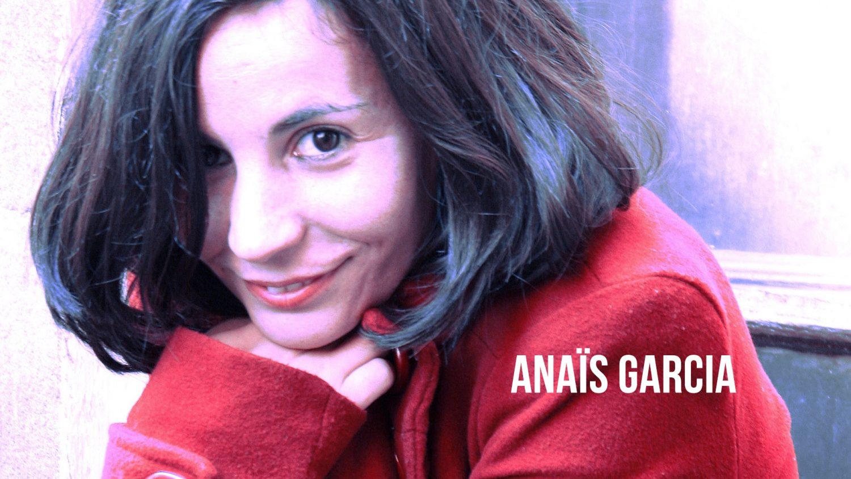 Anaïs Garcia - Videobook Actriz