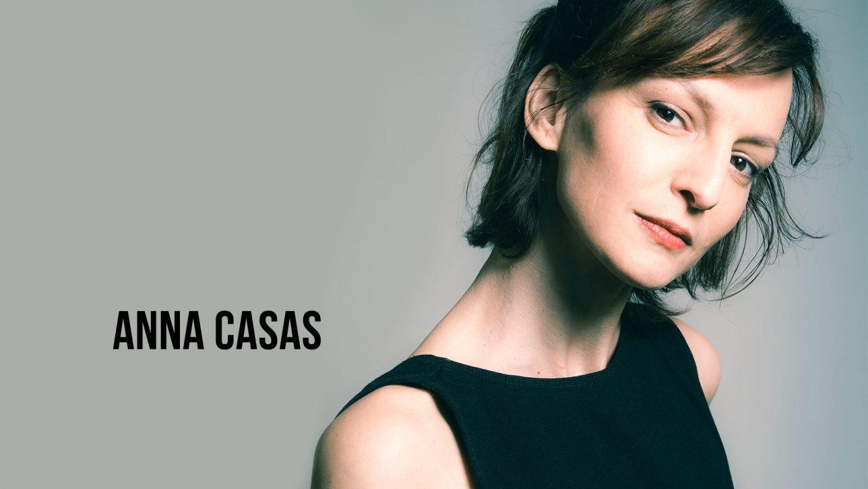 Anna Casas - Videobook Actriz