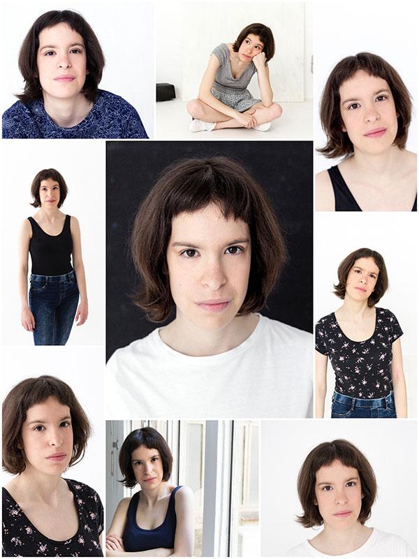 Laura Ortega - Book Actriz