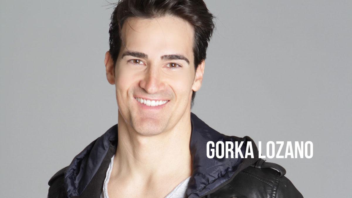 Gorka Lozano - Videobook Actor
