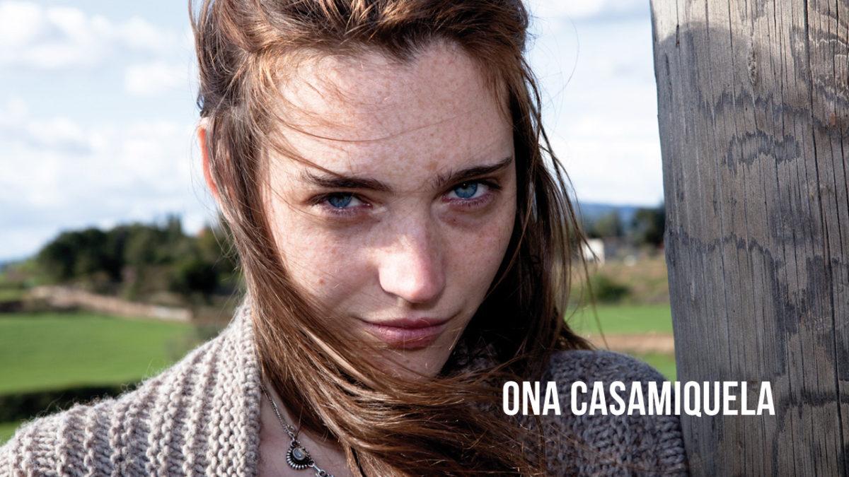 Ona Casamiquela - Videobook Actriz