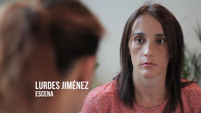 Lurdes Jiménez - Escena Actriz
