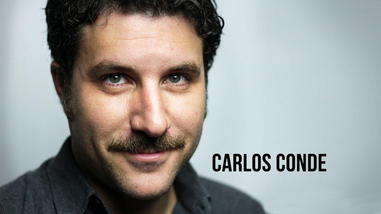 Carlos Conde - Videobook Actor
