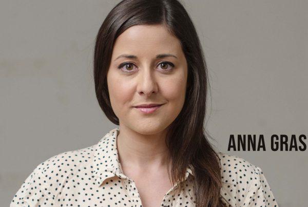 Anna Gras - Videobook Actriz