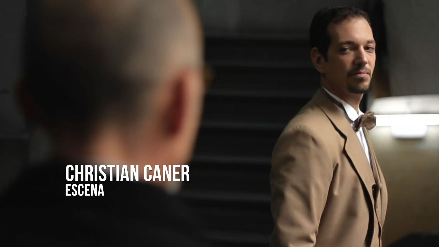 Christian Caner - Actor