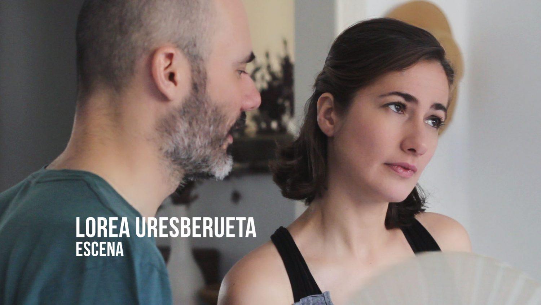 Lorea Uresberueta - Escena actriz en Francés