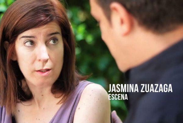 Jasmina Zuazaga - Escena Actriz