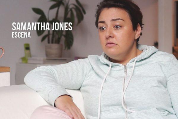 Samantha Jones - Escena Actriz Inglés