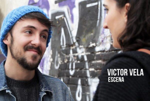 Victor Vela - Escena Actor