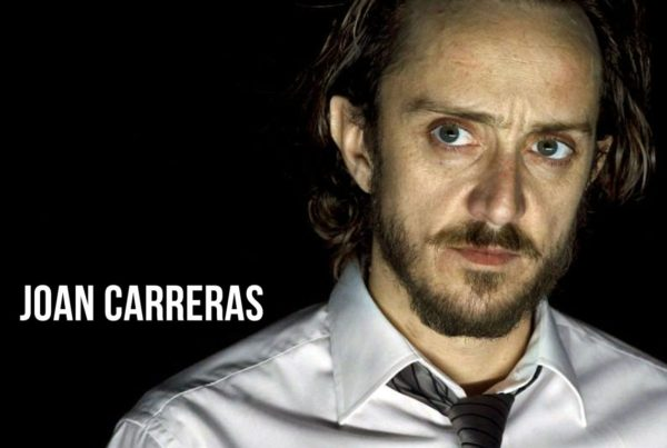 Joan Carreras - Videobook Actor