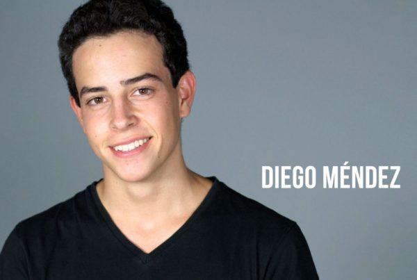 Diego Méndez - Videobook Actor