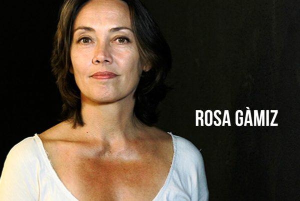 Rosa Gàmiz - Videobook Actriz