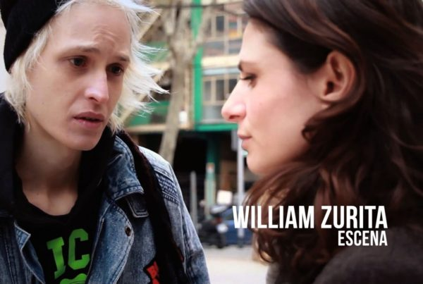 William Zurita - Escena Actor