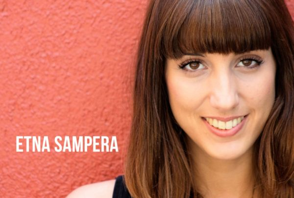 Etna Sampera - Videobook Actriz