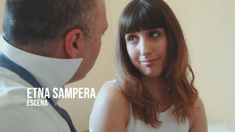 Etna Sampera - Escena Actriz