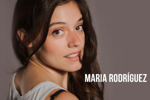 Maria Rodríguez - Videobook Actriz