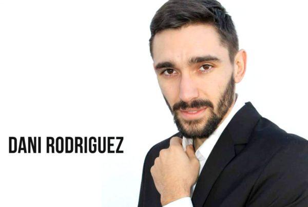 Dani Rodríguez - Videobook Actor