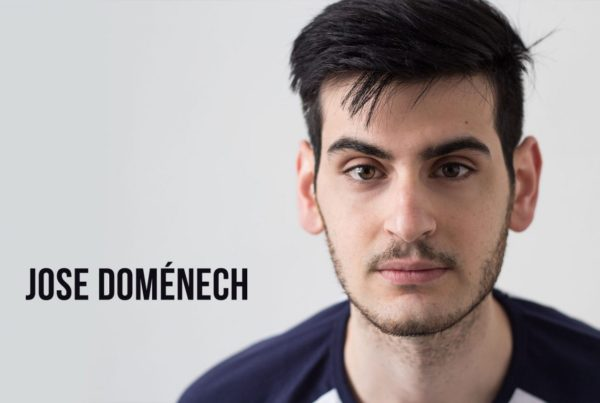 Jose Doménech - Videobook Actor