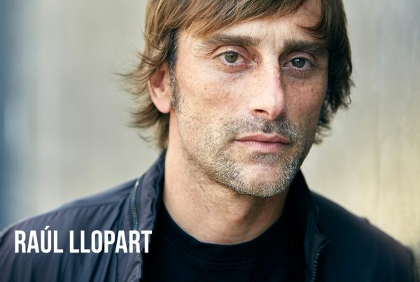Raúl Llopart - Videobook Actor