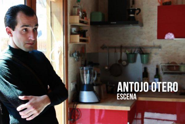 AntojO Otero - Escena Actor Comedia