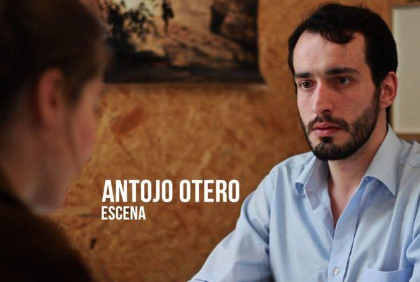 AntojO Otero - Escena Actor Drama