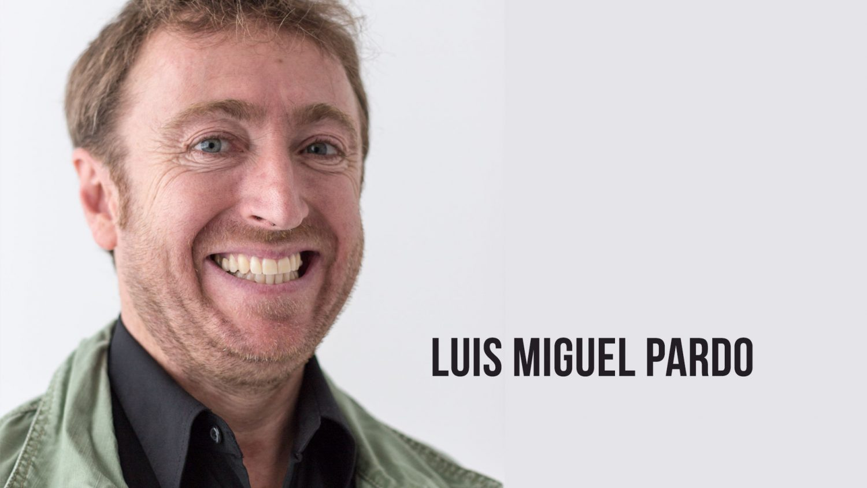 Luis Miguel Pardo - Videobook Actor