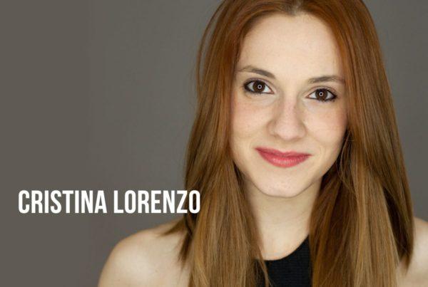 Cristina Lorenzo - Videobook Actriz
