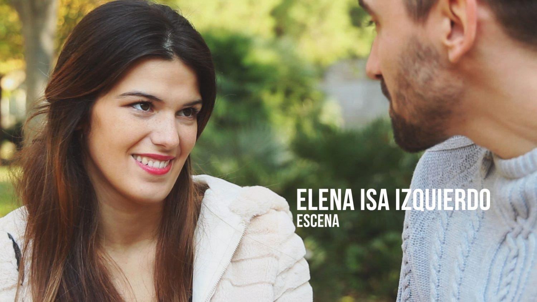 Elena Isa Izquierdo - Escena Actriz