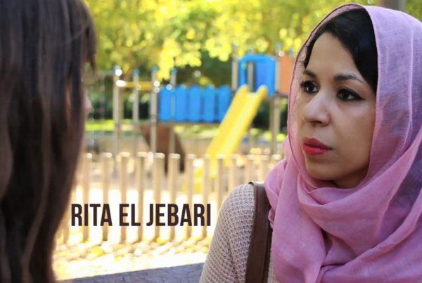 Rita El Jebari - Videobook Actriz