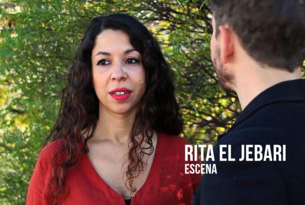 Rita el Jebari - Escena Actriz
