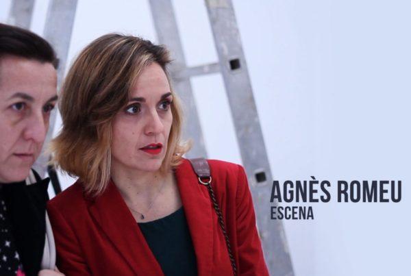 Agnès Romeu - Escena Actriz