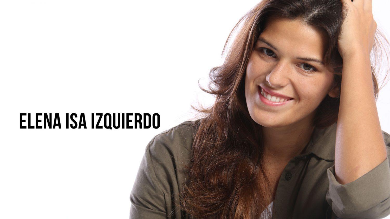 Elena Isa Izquierdo - Videobook Actriz
