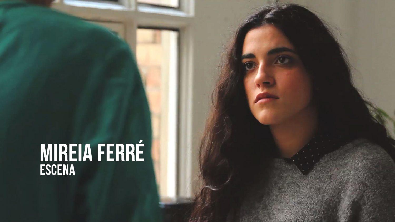 Mireia Ferré - Escena Actriz