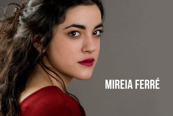 Mireia Ferré - Videobook Actriz