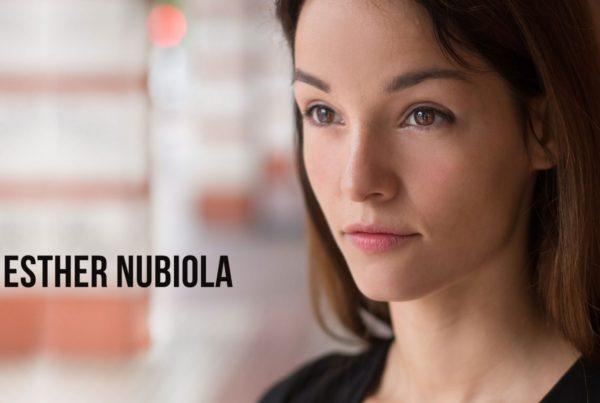 Esther Nubiola - Videobook Actriz