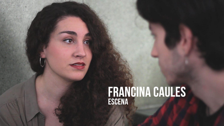 Francina Caules - Escena Actriz