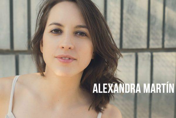 Alexandra Martín Fusté - Videobook Actriz