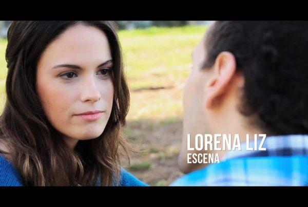 Lorena Liz - Escena Actriz