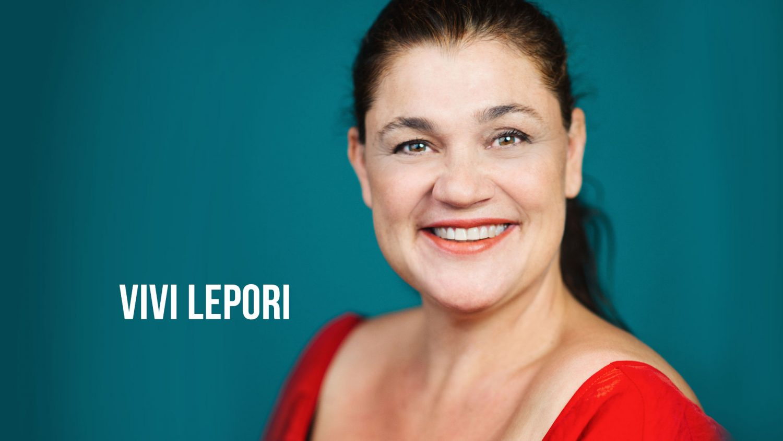 Vivi Lepori - Videobook Actriz